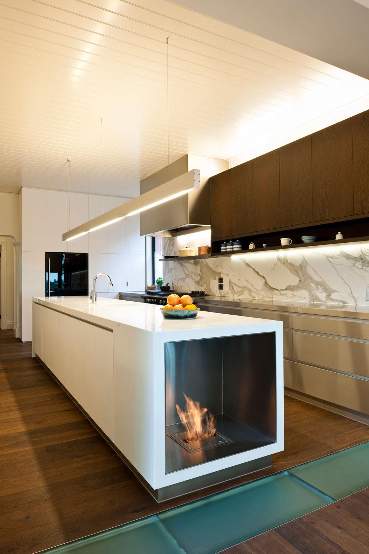 UTEcomfort levering moderne og sertifisert utendørs, innendørs biopeis EcoSmart Premium series Firebox 650SS i Oslo og Akershus, Norge med god pris for best kvalitet i markedet for din moderne hage, gratis befaring