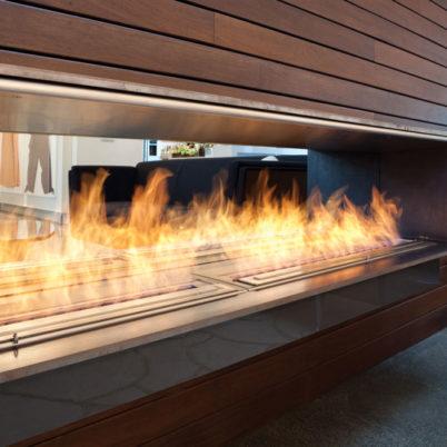 Utecomfort levering moderne og sertifisert utendørs, innendørs biopeis EcoSmart fire XL1200 i Oslo og Akershus, Norge med god pris for best kvalitet i market for din modern hage